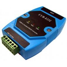 USB 轉 RS232 訊號隔離轉換器 (PL2303)