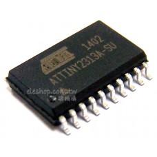 ATtiny2313A-SU 8位元 微處理器 AVR 晶片