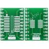SOP20 / SSOP20 / TSSOP20 轉 DIP20 二合一雙面轉接板