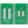 SOP28 / SSOP28 / TSSOP28 轉 DIP28 二合一雙面轉接板