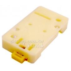 DIN 導軌固定座、PCB 安裝固定架 31x56