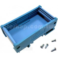 DIN 導軌固定座、PCB 模組架 84mm寬