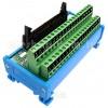 OMRON CJ1W-ID231 省配線輸入端子台
