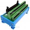 OMRON CJ1W-ID232 省配線輸入端子台(無指示燈)